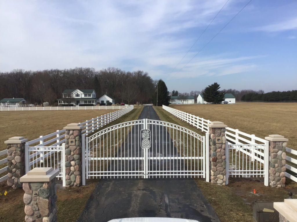 Residential Driveway Gate 2019