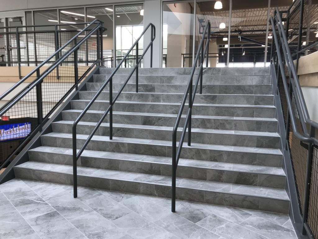 Elkhart Aquatics Monumental Stairs 2018
